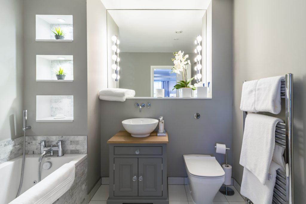 Styled Ensuite